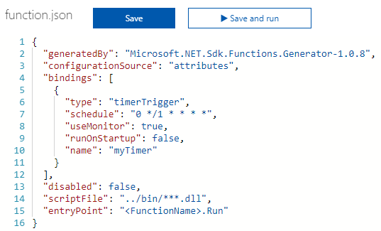 Azure function still running after being disabled | Obungi GmbH